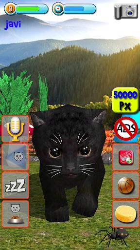 Talking Kittens virtual cat that speaks, take care 0.6.7 screenshots 8