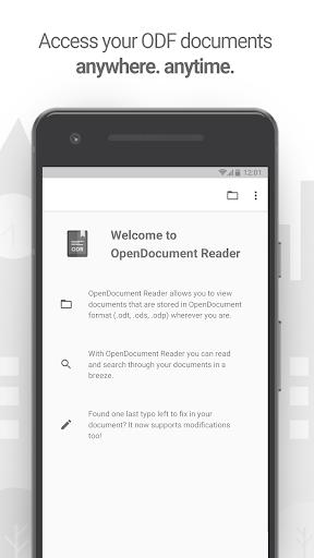 libreoffice and openoffice document viewer screenshot 1