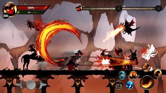 Stickman Legends: Shadow Fight Offline MOD APK 2.4.96 (God Mode, OneHit) 7