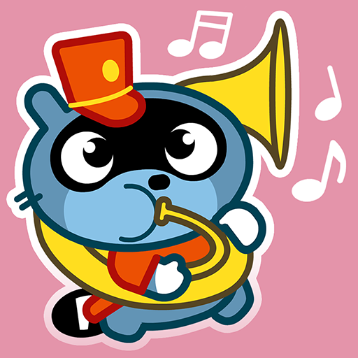Pango Musical March : music game of marching band