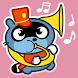 パンゴミュージカルマーチ: 子供のためのマーチングバンドの音楽ゲーム 3 - 6年