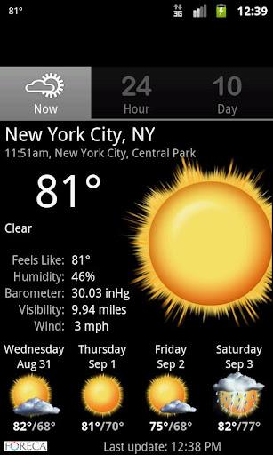 Palmary Weather  Screenshots 7