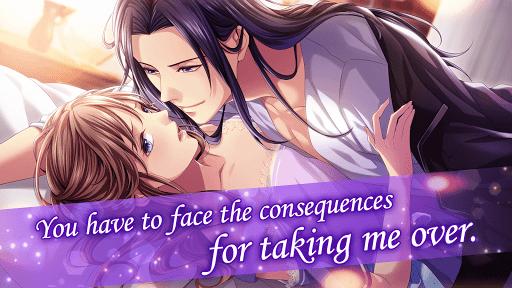 Love Tangle #Shall we date Otome Anime Dating Game 2.0.0 screenshots 1