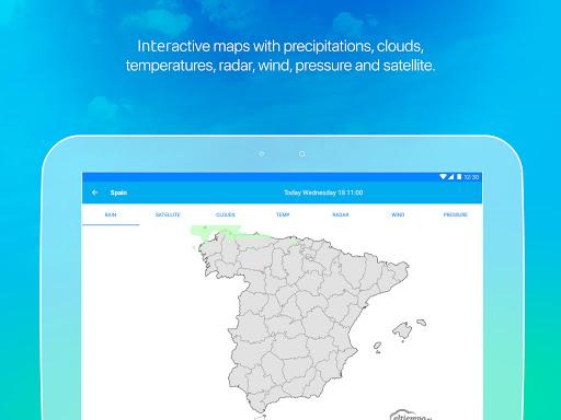 weather by eltiempo.es screenshot 2