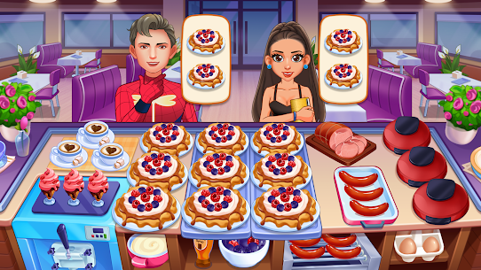 Cooking Family : Madness Restaurant Food Game 5