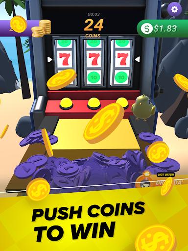 Lucky Town: Merge & Win ud83dudcb0 screenshots 21