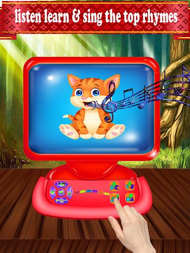 toy computer - kids preschool activities learn screenshot 3