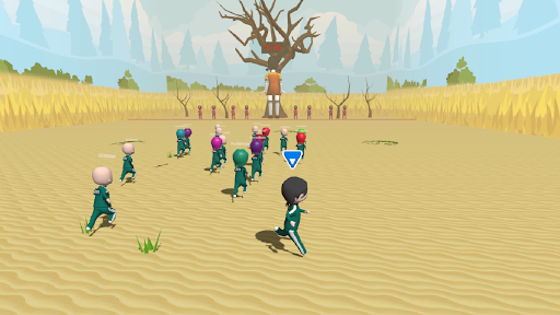 Squid Game 3D: Online Squids Game screenshot 6