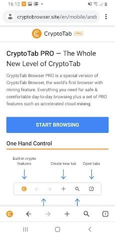 CryptoTab Browser Pro—mine on a PRO levelのおすすめ画像3