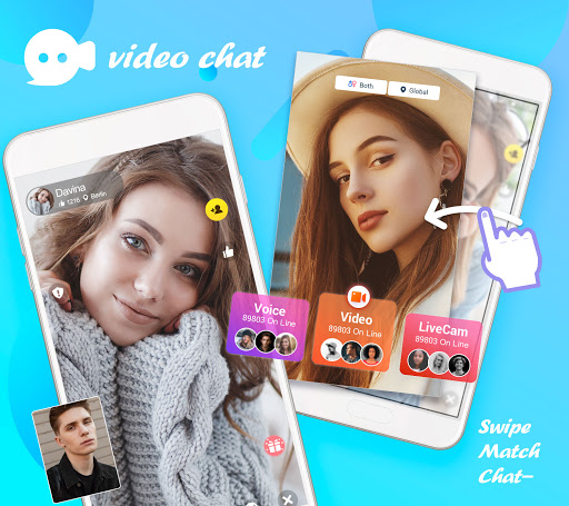 Tumile - Meet new people via free video chat  screenshots 1