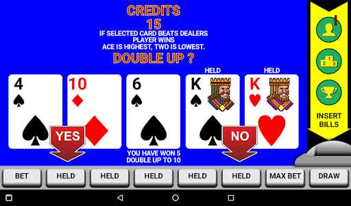 Video Poker Classic Double Up 6.20 screenshots 10
