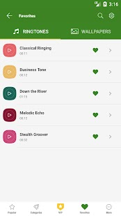 Free Ringtones for Android™ Screenshot