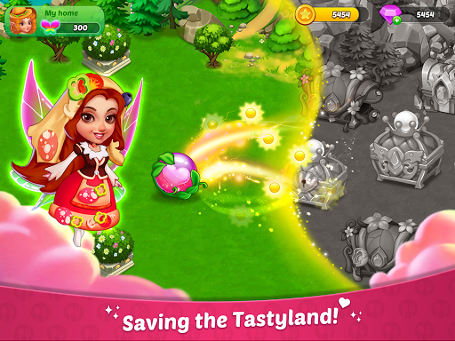 Tastyland- Merge 2048, cooking games, puzzle games 1.3.0 screenshots 7