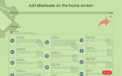 Rotation | Orientation Manager apktram screenshots 23