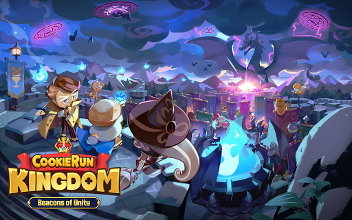 Cookie Run: Kingdom - Kingdom Builder & Battle RPG 1.2.102 screenshots 1