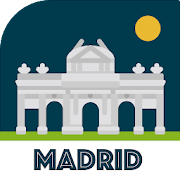 MADRID City Guide, Offline Maps, Tours and Hotels