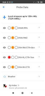 Droneradar 2.0.899 Screenshots 7