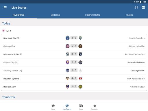 FIFA - Tournaments, Soccer News & Live Scores  Screenshots 8
