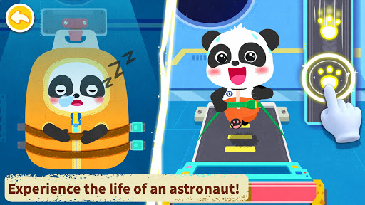 Little Panda's Space Adventure android2mod screenshots 9