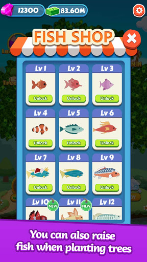 Tree Fish Farm  screenshots 4