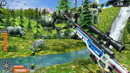 Wild Deer Hunt 2021: Animal Shooting Games apktram screenshots 18