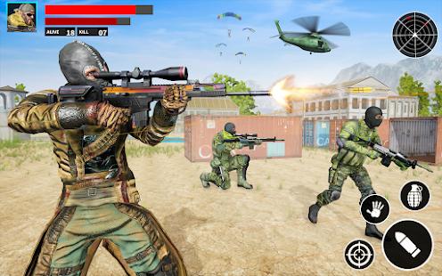 Counter Terrorist Gun Strike: Free Shooting Games 1.23 Screenshots 8