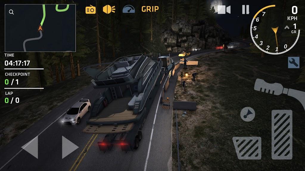 Ultimate Truck Simulator poster 3