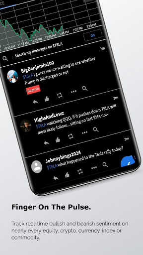 Stocktwits - Stock Market Chat android2mod screenshots 4