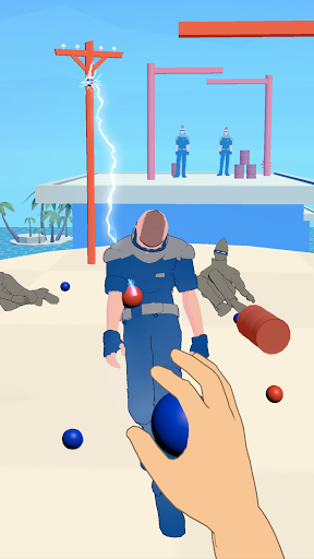 Magnetico: Bomb Master 3D apkpoly screenshots 1