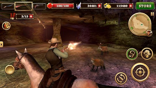 Batı silahşör – West Gunfighter Full Apk İndir 6