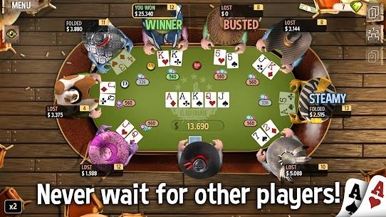 Governor of Poker 2 Premium v 3.0.18 (Mod Money) 2