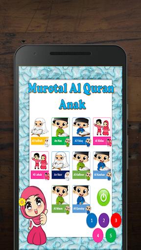 murotal anak al quran & adzan - lengkap offline screenshot 2