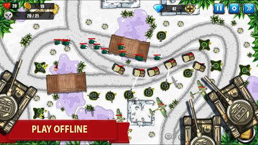 Tower Defense - War Strategy Game 1.3.0 screenshots 4