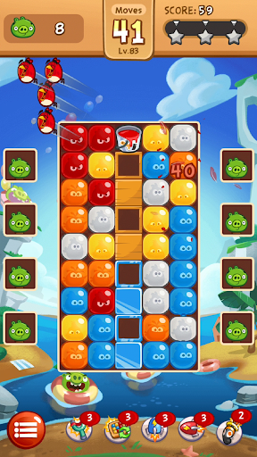 Angry Birds Blast 2.1.3 screenshots 1