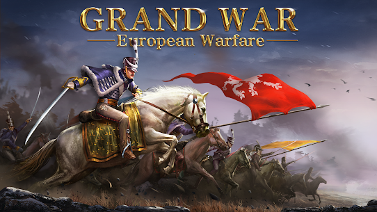 Grand War Mod Apk: Napoleon, Warpath & Strategy (Unlimited Money) 3
