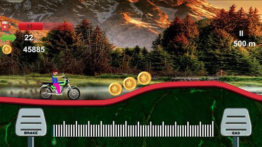 Offroad Mountain Hill Racing Games Climb Adventure 1.0 screenshots 1