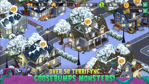 Goosebumps HorrorTown - The Scariest Monster City! 0.9.0 screenshots 9