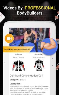 Pro Gym Workout (Gym Workouts & Fitness) 5.4 Screenshots 21
