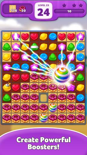 Lollipop: Sweet Taste Match 3 21.0625.19 screenshots 5
