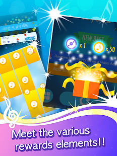 Tunes Piano - Midi Play Rhythm Game