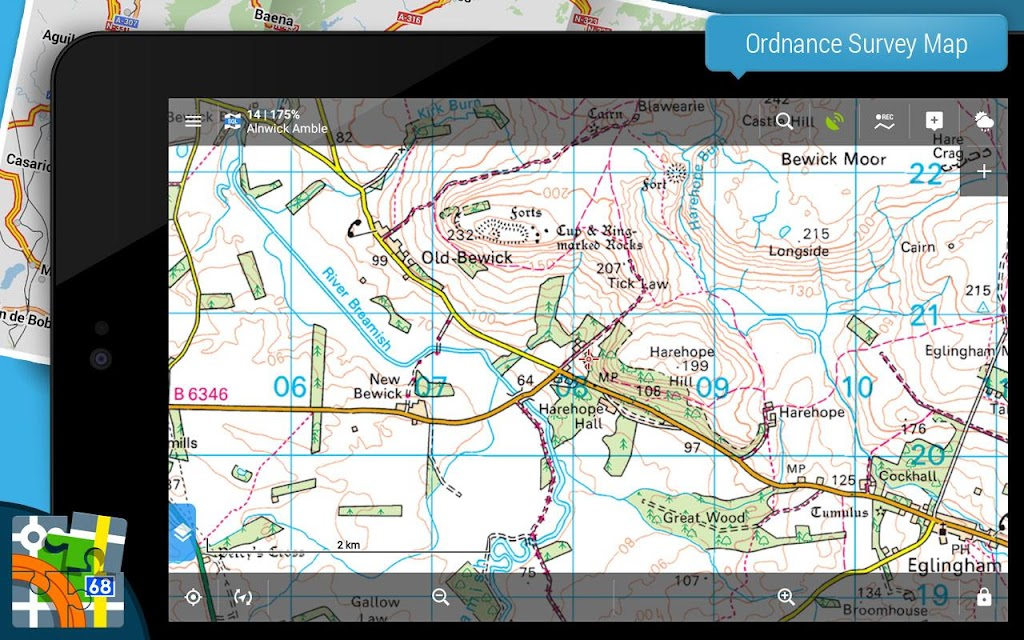 Locus Map Pro - Outdoor GPS navigation and maps  poster 9
