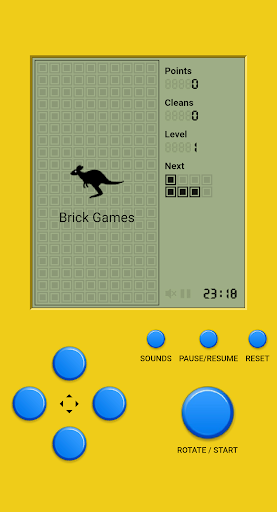 Classic Brick Games 1.3.1 screenshots 2