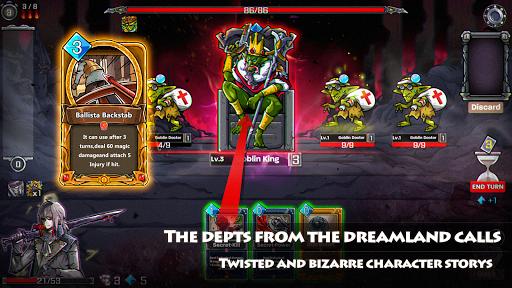 Lophis Roguelike-Card RPG game,Darkest Dungeon 1.4.0 Screenshots 11
