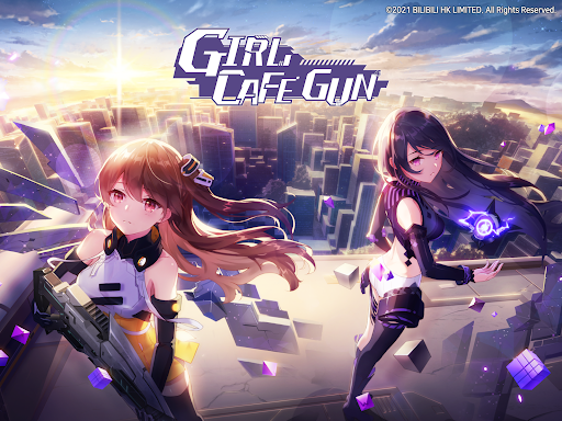 Girl Cafe Gun  screenshots 11