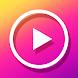 ビデオプレーヤー-メディアプレーヤー、HDプレーヤー、映画の再生 - Androidアプリ