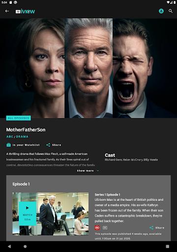 ABC iview  screenshots 8
