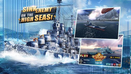 Warship World War 3.4.4 screenshots 8