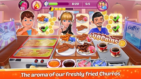 Restaurant Empire : Kitchen For Pc (Free Download On Windows7/8/8.1/10 And Mac) 1