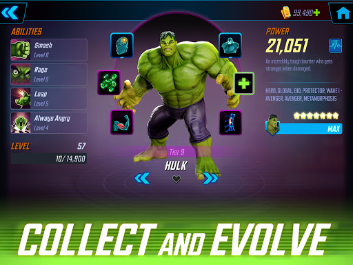 MARVEL Strike Force - Squad RPG 5.2.1 screenshots 11