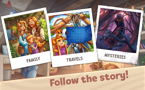 Dreamland Journey Mod Apk 0.22.3 (Lots of Money) 4